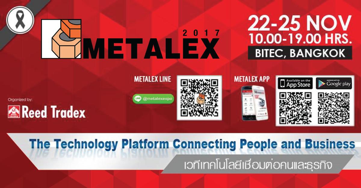 IITGROUP Metalex 2017
