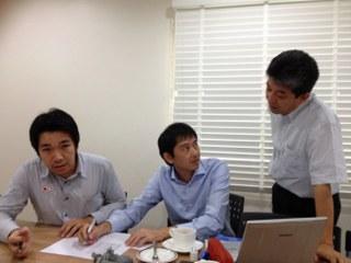 เทรนนิ่ง New NC โดยวิศวกรจาก MURATA ประเทศญี่ปุ่น 28/10/56
