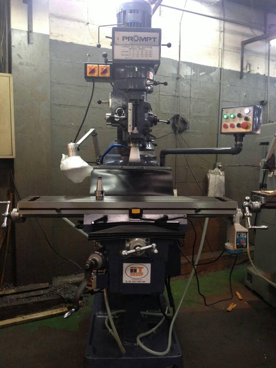 งานติดตั้ง Milling @ TPR Precision 19-9-57