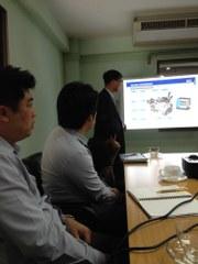 เทรนนิ่ง เทคโนโลยีสมัยใหม่ เครื่องจักร cnc จากเกาหลีใต้