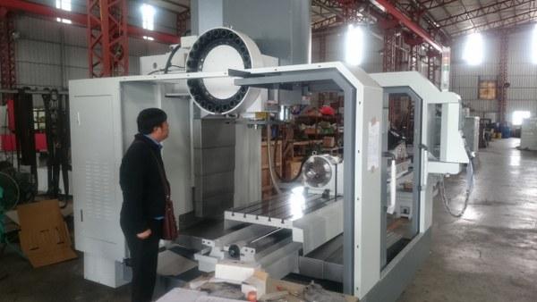 IITGROUP ส่งทีมงาน เข้าเยี่ยมชมโรงงานผลิตเครื่องจักรแบรนด์ PROMPT 8-10/2/58