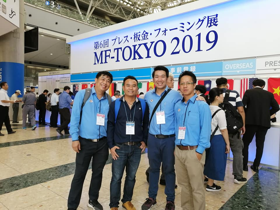 IITGroup เปิดโลกกว้างใหญ่ MF Tokyo เค้าไปถึงไหนกันแล้ว..เราจะอยู่เฉยได้ไง Go Go