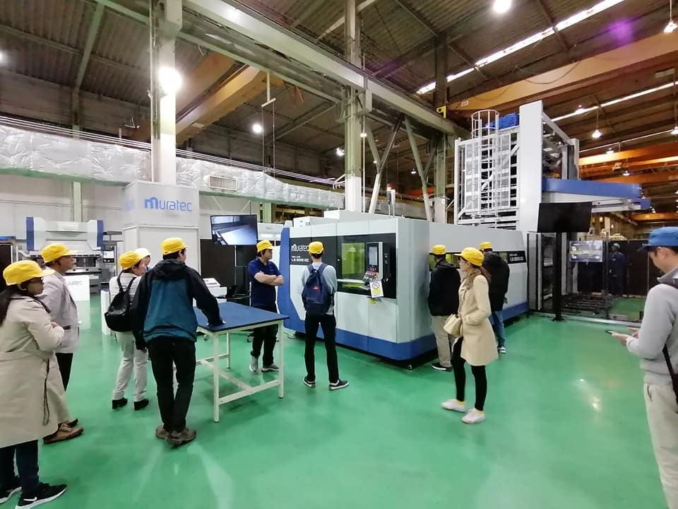 Murata factory tour By IIT GROUP นำคณะลูกค้าเยี่ยมชมโรงงาน MURATA ประเทศญี่ปุ่น 6/11/62