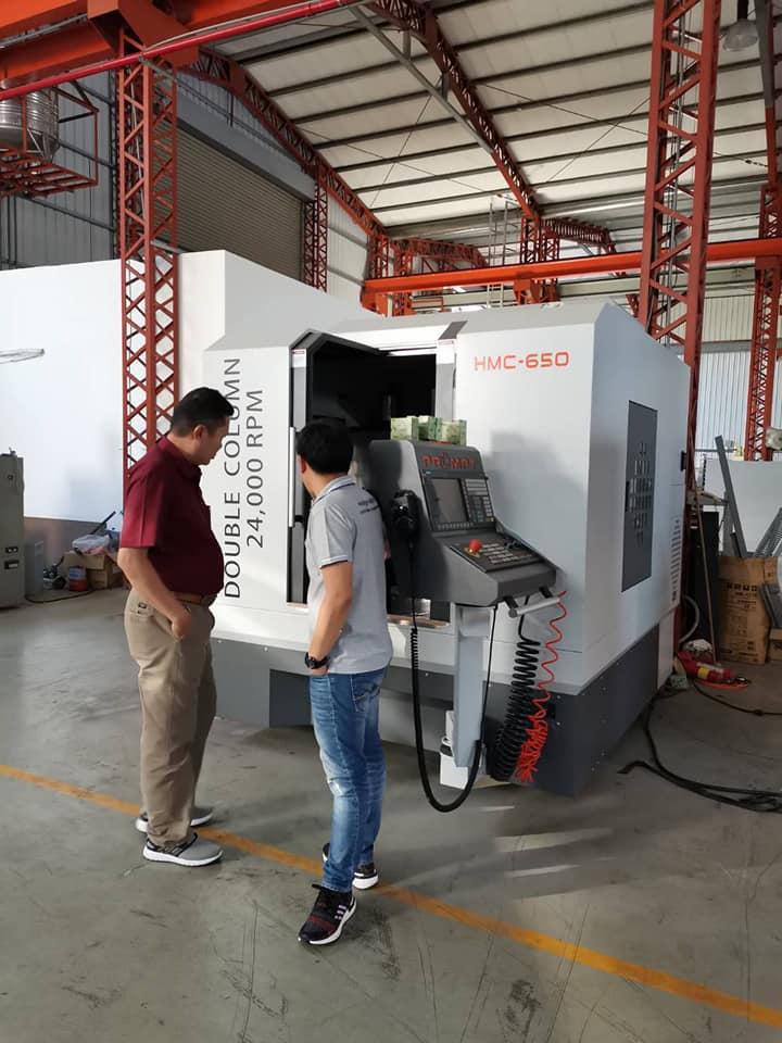 Taiwan factory tour ปีที่ 3 พาลูกค้าเยี่ยมชมโรงงานผู้ผลิตเครื่องจักรที่ประเทศไต้หวัน กับ ไอไอที กรุ๊ป เข้าชมโรงงาน PROMPT ผู้ผลิตเครื่องจักรที่ได้รางวัล The Best Gold Quality Award 9-12/1/63