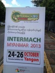 IIT เปิดประตูสู่อาเซียน เยี่ยมชมงาน Intermach Myanmar 24-26/10/2013
